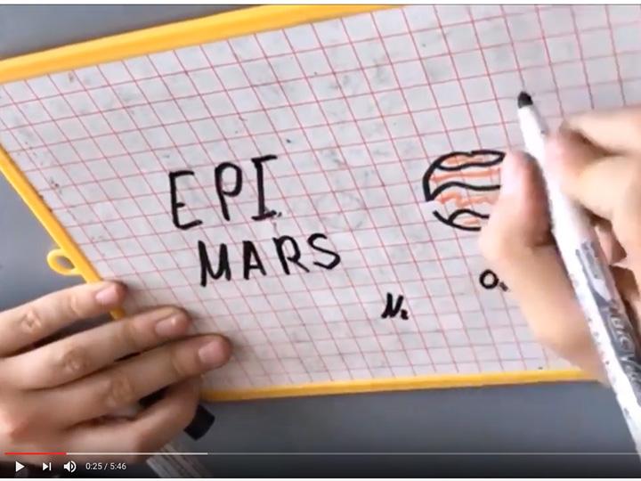 Vidéo faite par les élèves du Lycée français Victor-Hugo de Francfort en 2017