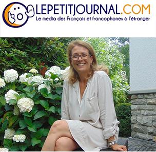 """Article du petit Journal du 27 mars 2017 sur Caroline Klein, la """"marraine des marraines"""""""