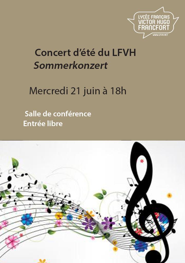 LFVH - chorale - concert d'été 201
