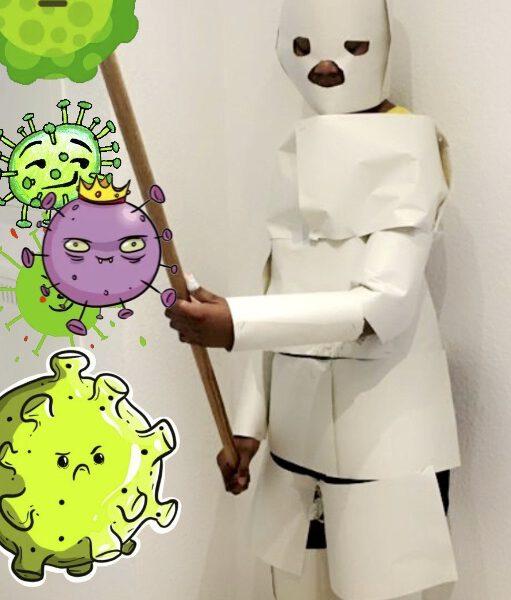 Emilia 6e Armure anti-virus