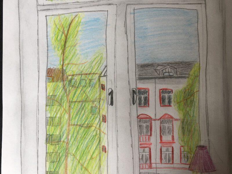Hannah Helene 4e fenêtre réelle